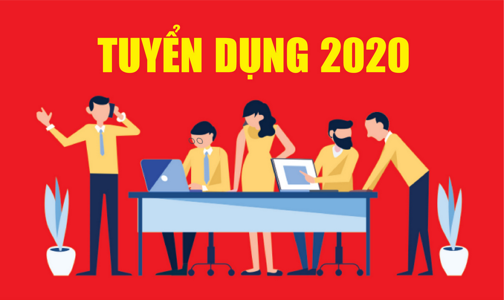 Thông báo tuyển dụng Chi Nhánh 1 và Chi Nhánh 2 - tháng 02-2020